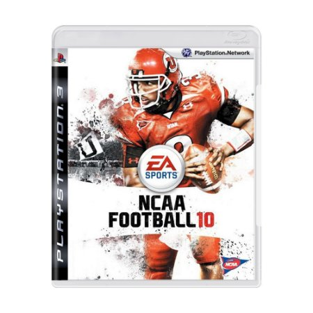 Jogo NCAA Football 10 - PS3