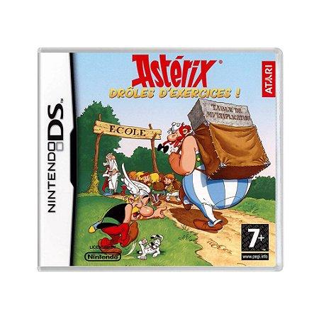 Jogo Asterix: Drole D'exercices - DS
