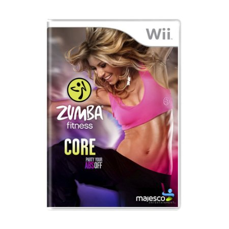 Jogo Zumba Fitness Core - Wii