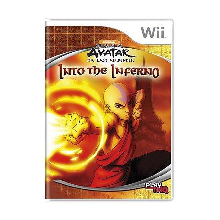Jogo Avatar: Into the Inferno - Wii