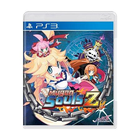 Jogo Mugen Souls Z - PS3
