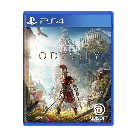 Jogo Assassin's Creed: Odyssey - PS4
