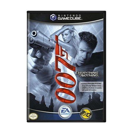 Jogo James Bond 007: Everything or Nothing - GameCube