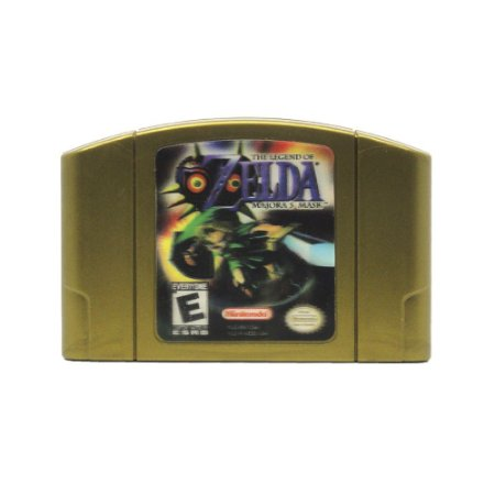 Jogo The Legend of Zelda: Majora's Mask - N64