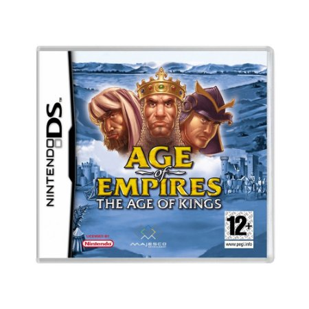 Jogo Age of Empires: The Age of Kings - DS (Europeu)