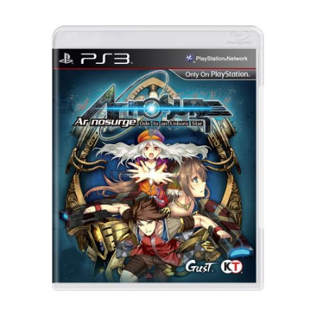 Jogo Ar nosurge: Ode to an Unborn Star - PS3