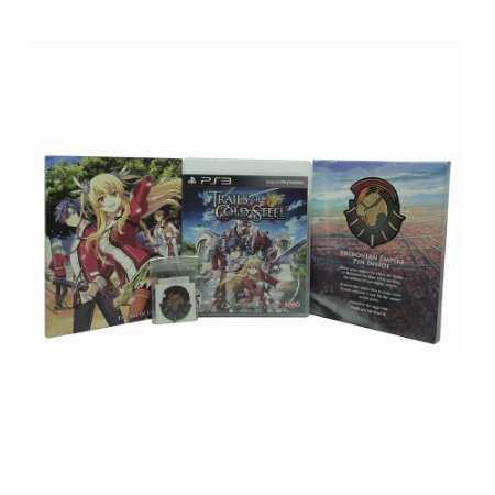 Jogo The legend of heroes: Trails of Cold Steel (Limited Edition) - PS3