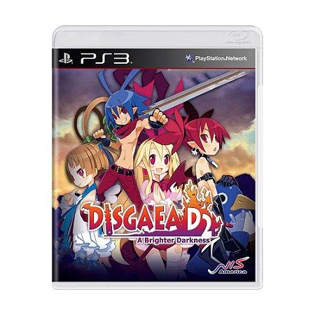 Jogo Disgaea D2: A Brighter Darkness - PS3