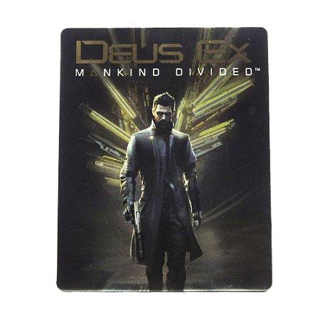 Jogo Deus Ex: Mankind Divided (SteelCase) - PS4
