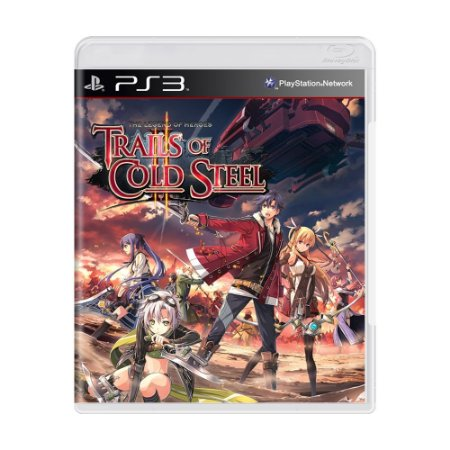 Jogo The Legend of Heroes: Trails of Cold Steel - PS3