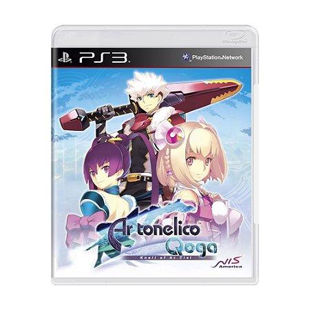 Jogo Ar tonelico Qoga: Knell of Ar Ciel - PS3