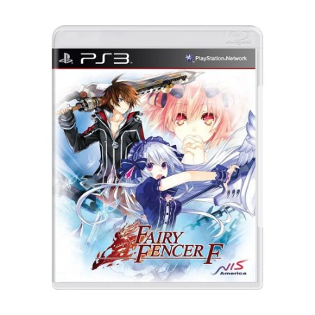 Jogo Fairy Fencer F - PS3
