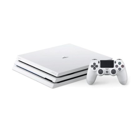 Console PlayStation 4 Pro 1TB Branco - Sony