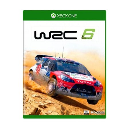 Jogo WRC 6: FIA World Rally Championship - Xbox One