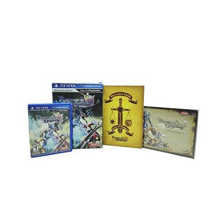 Jogo Ragnarok Odyssey (Mercenary Edition) - PS Vita