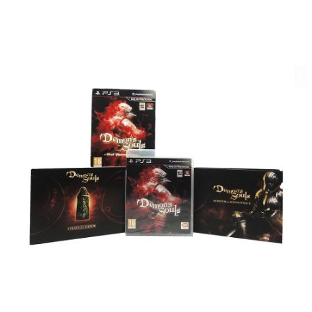 Jogo Demon's Souls (Black Phantom Edition) - PS3