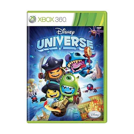 Jogo Disney Universe - Xbox 360