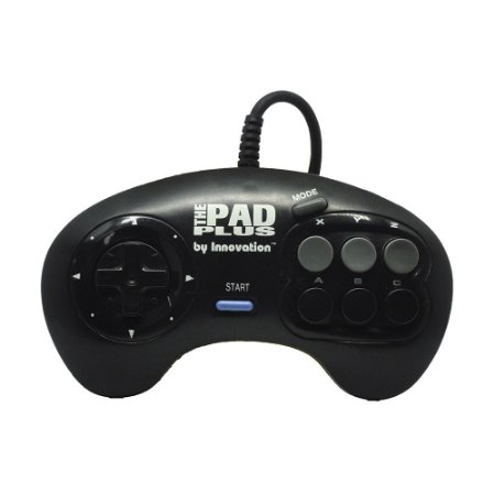 Controle Pad Plus - Mega Drive 3