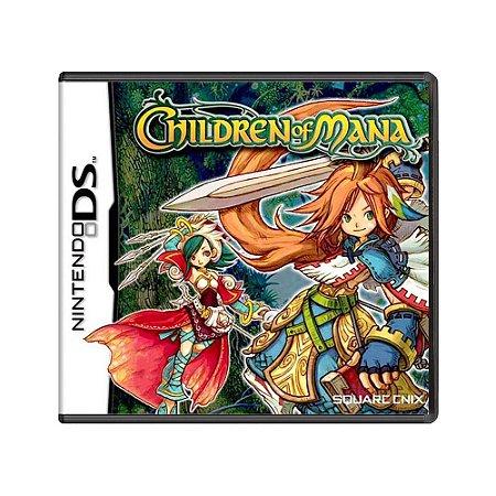 Jogo Children of Mana - DS