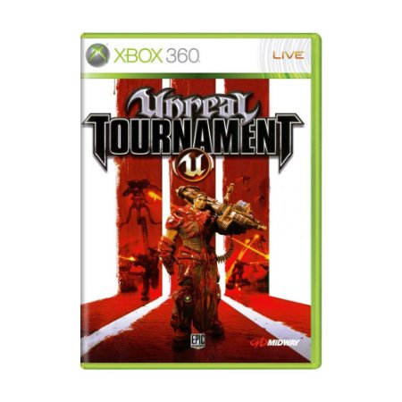 Jogo Unreal Tournament III - Xbox 360