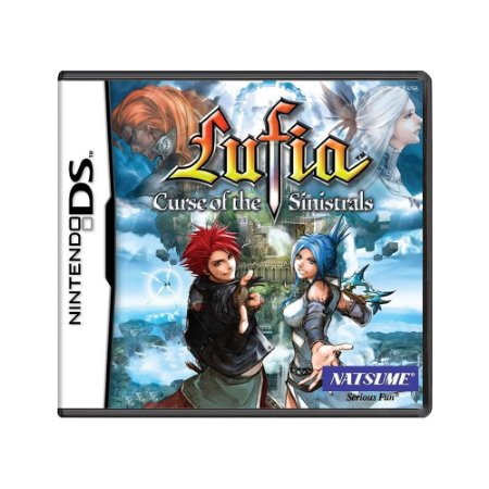 Jogo Lufia: Curse of the Sinistrals - DS