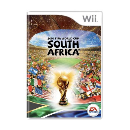 Jogo 2010 FIFA World Cup South Africa - Wii