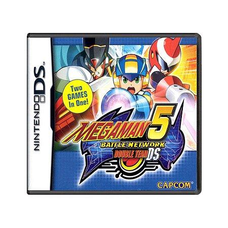 Jogo Mega Man Battle Network 5: Double Team - DS