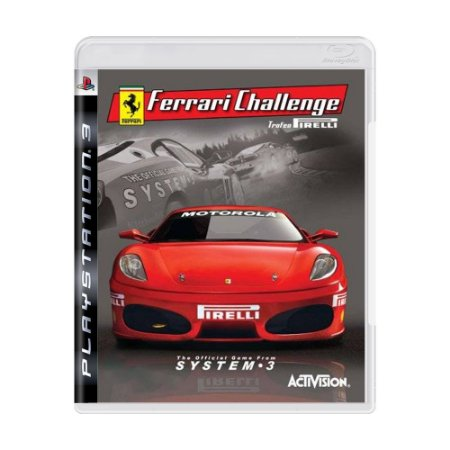 Jogo Ferrari Challenge: Trofeo Pirelli - PS3