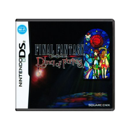 Jogo Final Fantasy Crystal Chronicles: Ring of Fates - DS