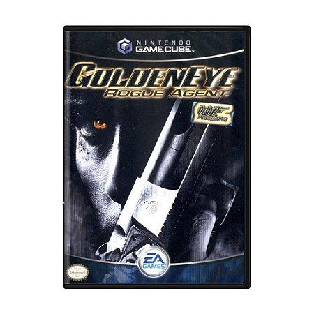 Jogo GoldenEye: Rogue Agent - GameCube
