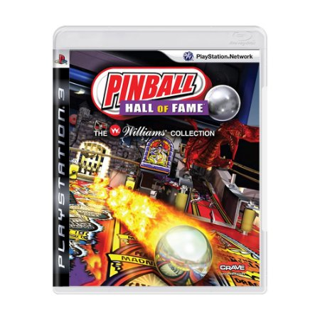 Jogo Pinball Hall of Fame: The Williams Collection - PS3