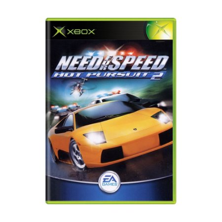 Jogo Need for Speed: Hot Pursuit 2 - Xbox