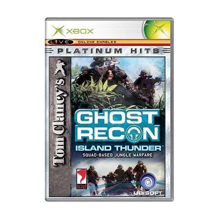 Jogo Tom Clancy's Ghost Recon Island Thunder - Xbox