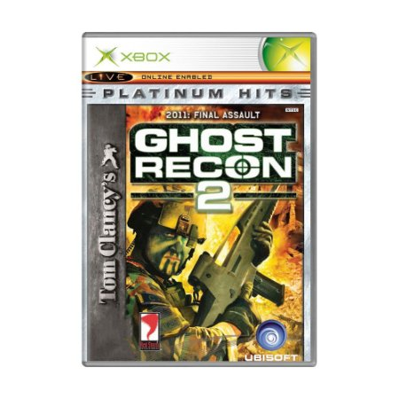 Jogo Tom Clancy's Ghost Recon 2: Final Assault - Xbox