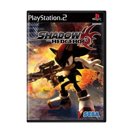 Jogo Shadow the Hedgehog - PS2