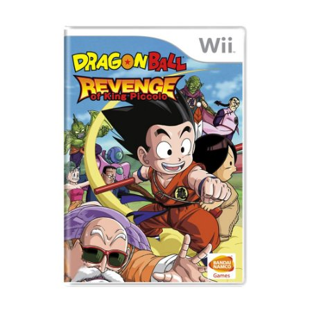 Jogo Dragon Ball: Revenge of King Piccolo - Wii