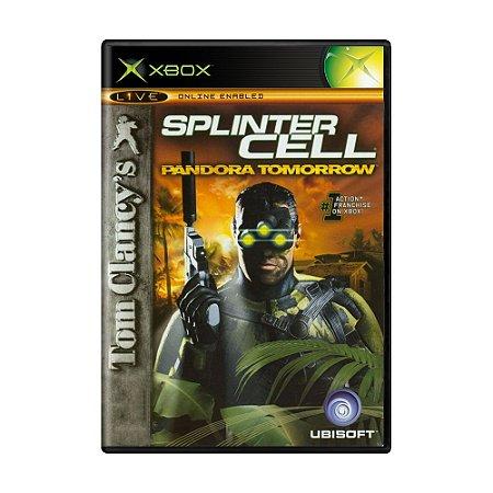 Jogo Tom Clancy's Splinter Cell: Pandora Tomorrow - Xbox