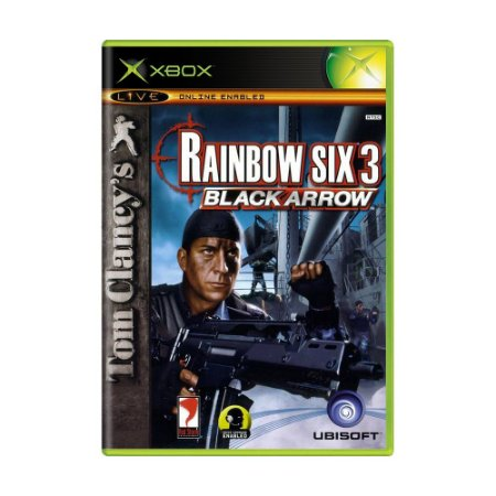Jogo Rainbow Six 3: Black Arrow - Xbox