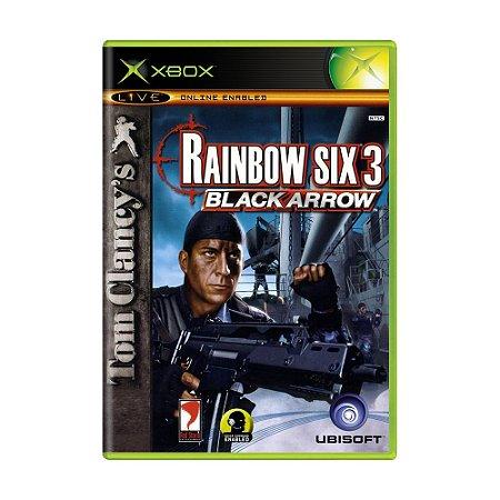 Jogo Rainbow Six 3: Black Arrow - Xbox