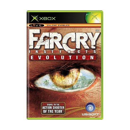 Jogo Far Cry Instincts: Evolution - Xbox