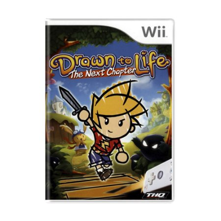 Jogo Drawn to Life: The Next Chapter - Wii