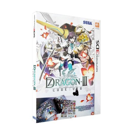 Jogo 7th Dragon III Code: VFD (Launch Edition) - 3DS