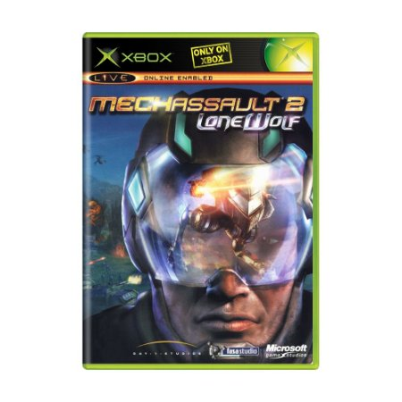 Jogo Mechassault 2: Lone Wolf (Limited Edition) - Xbox