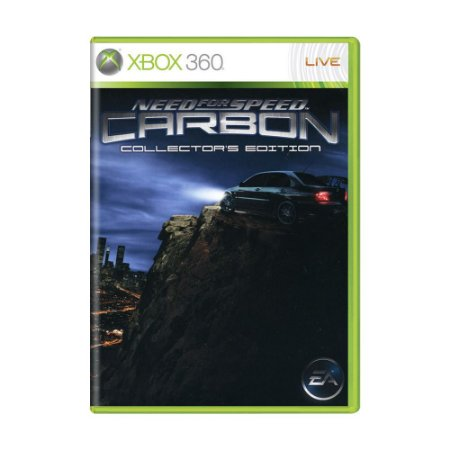 Jogo Need for Speed Carbon (Collector's Edition) - Xbox 360