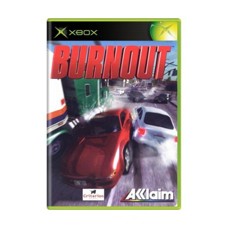 Jogo Burnout - Xbox
