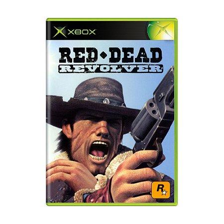 Jogo Red Dead Revolver - Xbox