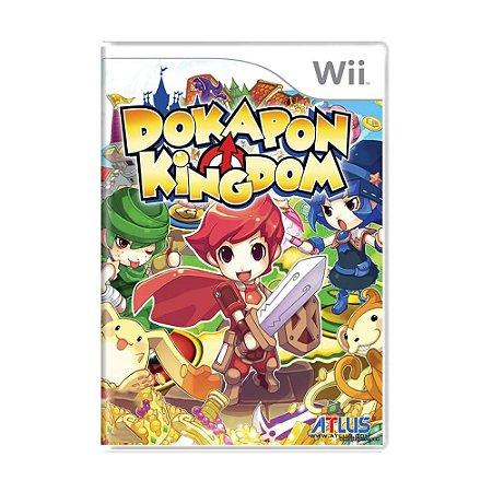 Jogo Dokapon Kingdom - Wii