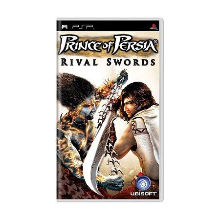 Jogo Prince of Persia: Rival Swords - PSP