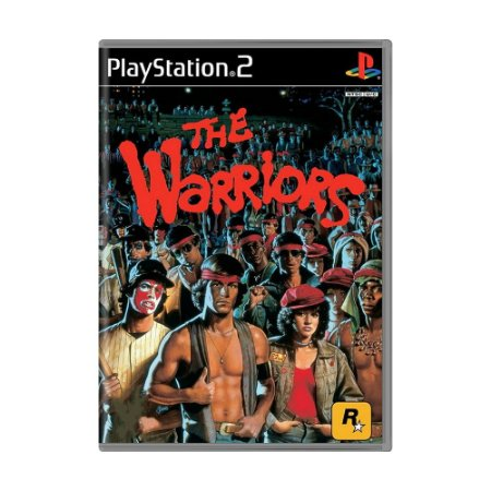 Jogo The Warriors - PS2
