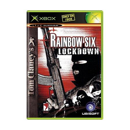 Jogo Tom Clancy's Rainbow Six: Lockdown - Xbox